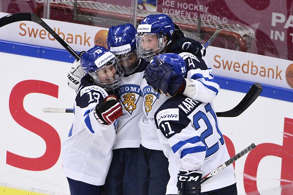 Finland also started their campaign with an overtime victory over Russia on a dramatic first day ©Getty Images