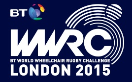 GBWR have announced tickets for the World Wheelchair Rugby Challenge have gone on sale ©GBWR