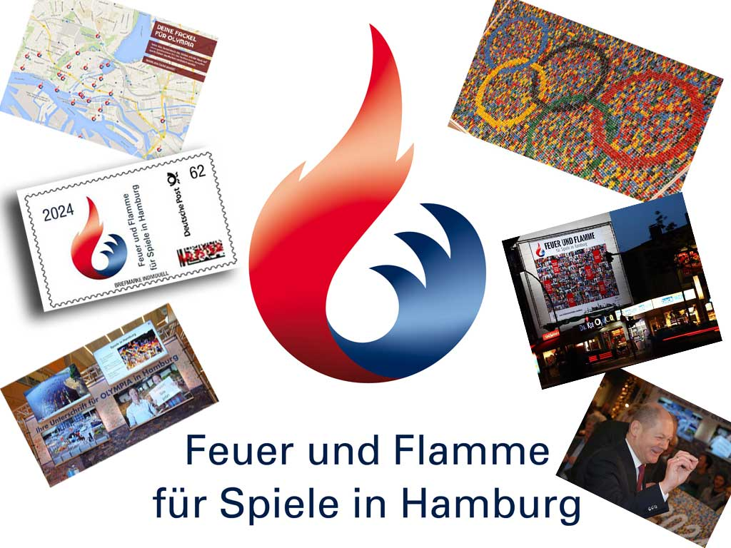 DOSB and Hamburg officials are confident the city's citizen will back a decision to bid for the 2024 Olympics and Paralympics in a referendum ©City of Hamburg