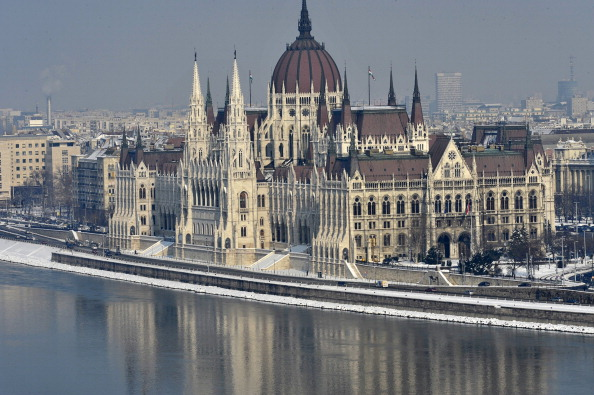 Hungarian capital Budapest will host the 2017 World Swimming Championships, it has been confirmed ©AFP/Getty Images
