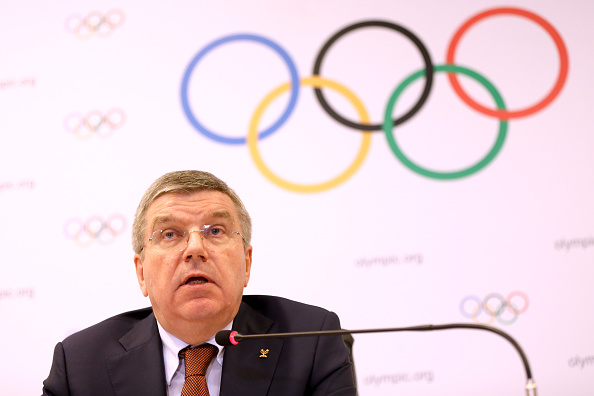 IOC President Thomas Bach is due to visit Australia in April ©Getty Images