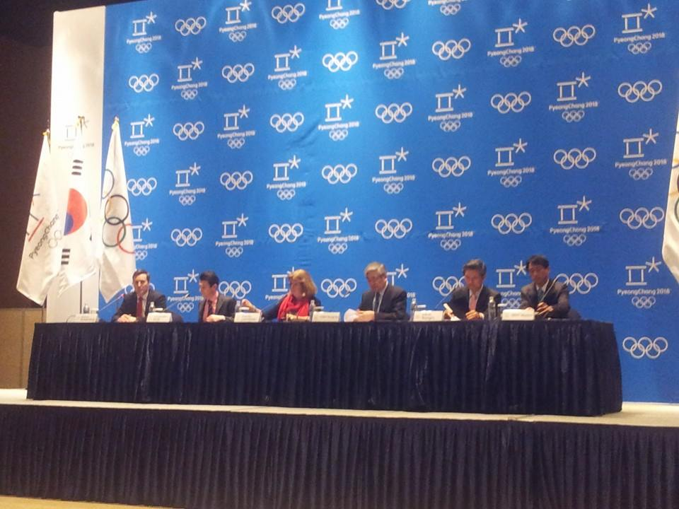 IOC officials confirmed that a South Korean car sponsor could still be signed for Pyeongchang 2018 ©ITG