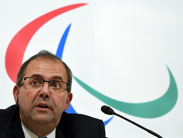 "IPC chief executive Xavier Gonzalez stressed in February that the following 12 months would be ""critical"" in shaping up the future of the 2018 Winter Games ©Getty Images"