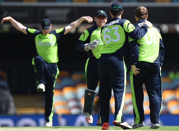 Ireland have been responsible for two of the best matches of the Cricket World Cup so far ©Getty Images