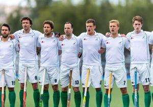Ireland missed out on London 2012 after a 3-2 defeat to South Korea ©Irish Hockey Association