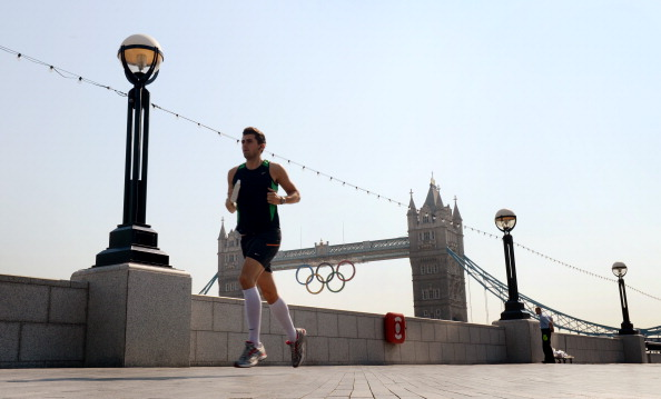 London Sport is striving to continue the legacy of the 2012 Olympic and Paralympic Games ©Getty Images