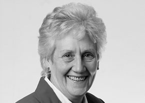 Louise Martin will challenge Prince Imran of Malaysia for the CGF Presidency ©Glasgow 2014