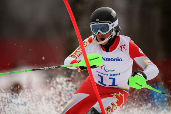 Mac Marcoux will compete at the Panorama 2015 IPC Alpine Skiing World Championships ©Getty Images
