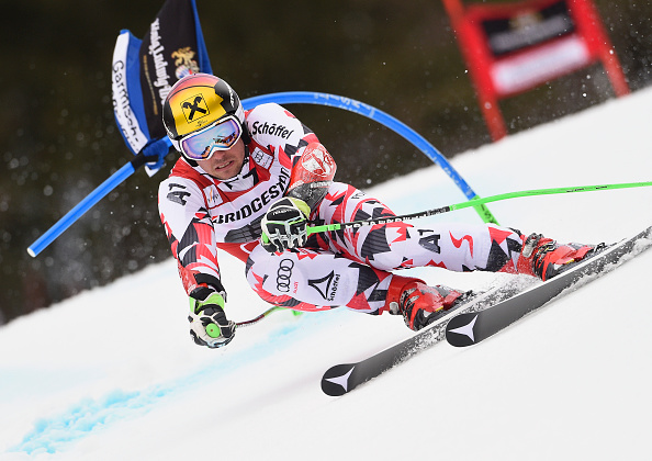 Marcel Hirscher dominated the giant slalom event in Germany ©Agence Zoom/Getty Images