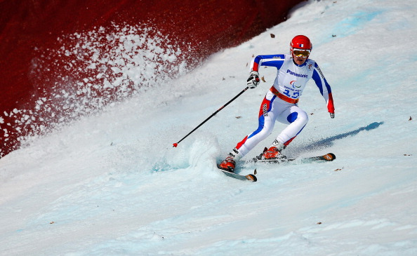 Marie Bochet continued her unbeateble form with a fifth victory on the final day of action in Panorama ©Getty Images