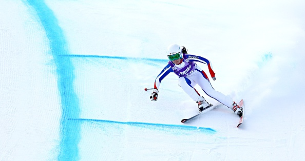 Marie Bochet has secured her eighth successive IPC Alpine Skiing World Championships title ©Getty Images