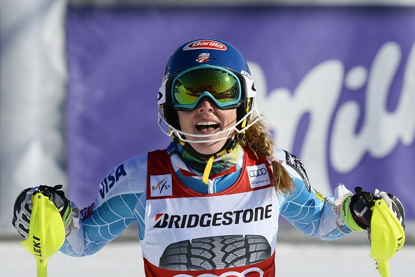 Mikaela Shiffrin will look to make skiing history at the World Cup Finals in Méribel, France next week ©Getty Images