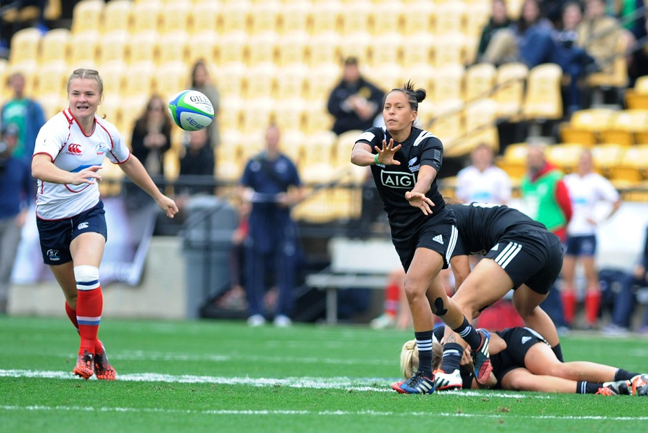 New Zealand are looking to maintain their position at the top of the overall standings ©World Rugby