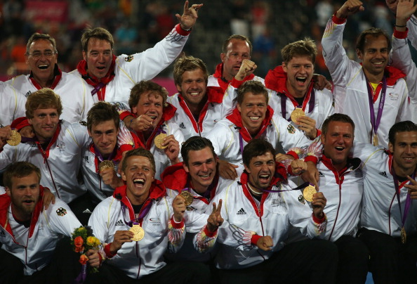 Olympic champions Germany will compete in the first men's semi-final due to be held in Buenos Aires ©Getty Images