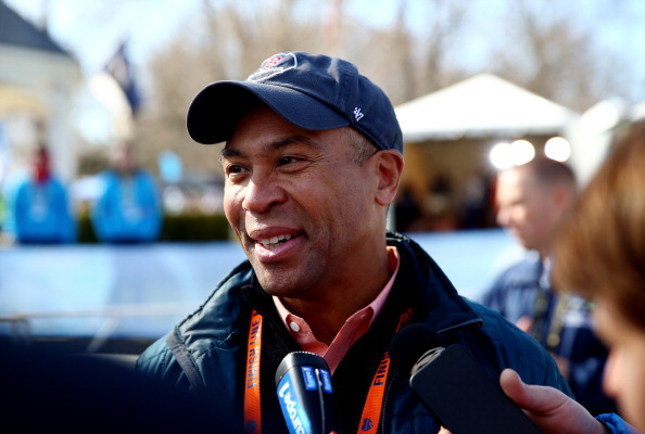 There has been criticism following the appointment of Deval Patrick as Boston Ambassador ©Getty Images