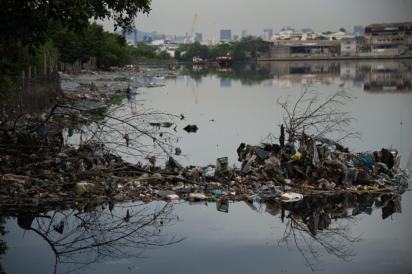 Physical debris in Guanabara Bay will have been much reduced before Rio 2016, it has been claimed ©Getty Images