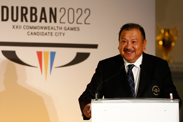 Commonwealth Games Federation President Prince Imran, suggested they might focus on events rather than sports in the future ©Getty Images