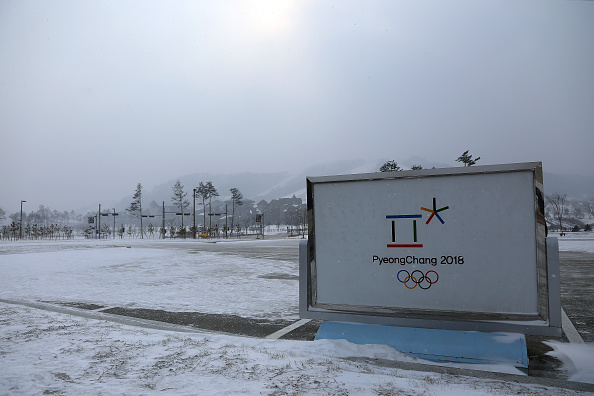 Pyeongchang 2018 are hoping to offset greenhouse gas emissions by 2025 ©Getty Images