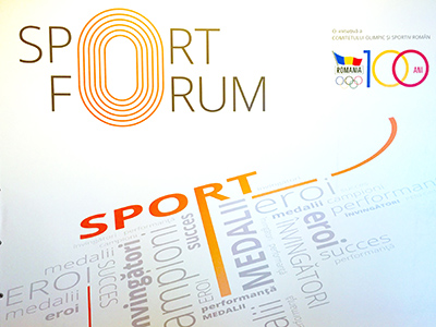 The Romanian Sports Forum, held by the COSR, is aimed at improving standards in the country ©COSR