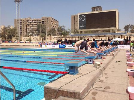 Ruslan Nakonechnyi claimed the men's individual title at the UIPM World Cup in Cairo ©Modern Pentathlon/Twitter