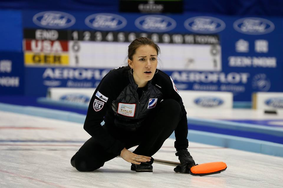 Russia's unbeaten record has come to an end after defeat to Canada ©World Curling Federation