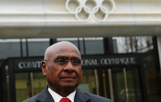 South African IOC member Sam Ramsamy is one of five FINA vice-presidents at the moment ©Getty Images