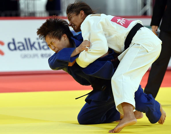 Sarah Menezes will be competing at the Samsun Judo Grand Prix ©Getty Images