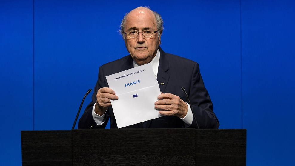 France has been chosen to host the 2019 FIFA Women's World Cup ©Getty Images