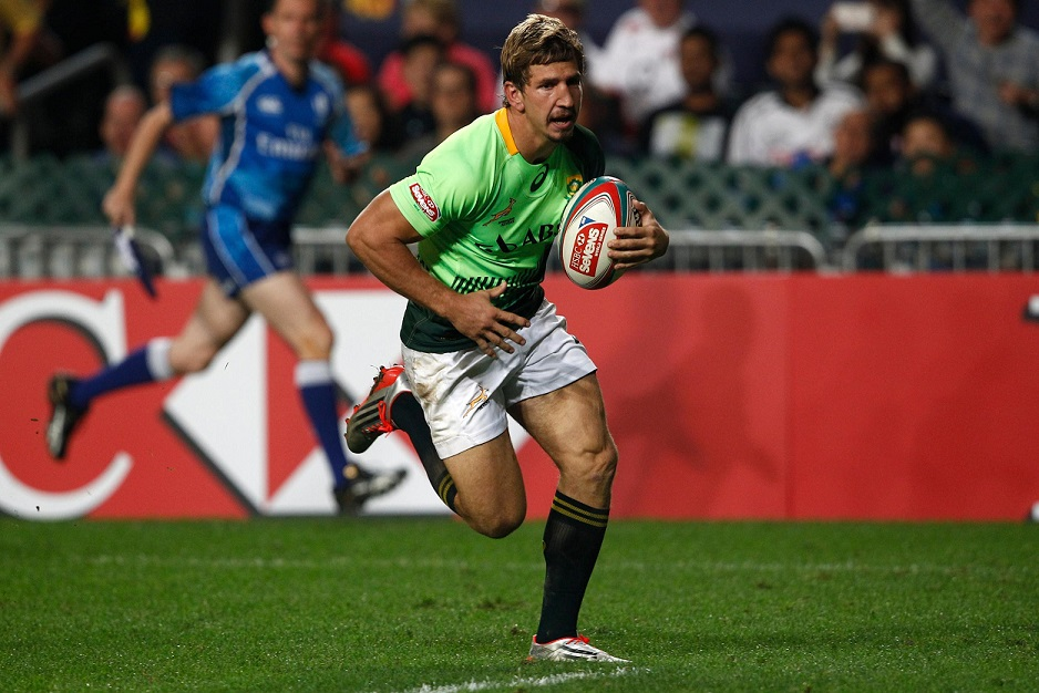 Series leaders South Africa cruised to an opening day win over Argentina ©World Rugby