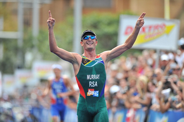 South Africa's Richard Murray also claimed his maiden World Cup gold with victory in New Zealand