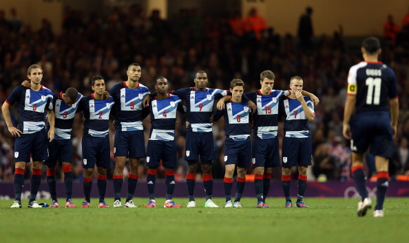 The English FA want Great Britain to have football teams at the Rio 2016 Olympics ©Getty Images