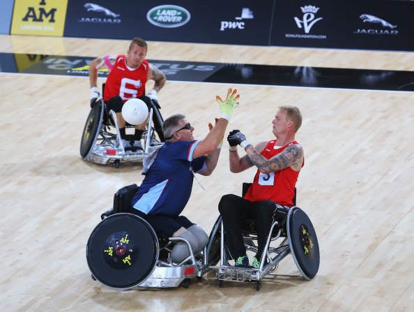The International Wheelchair Rugby Federation are looking into potentially expanding their amount of events in the coming years in the build-up to Tokyo 2020 ©Getty Images