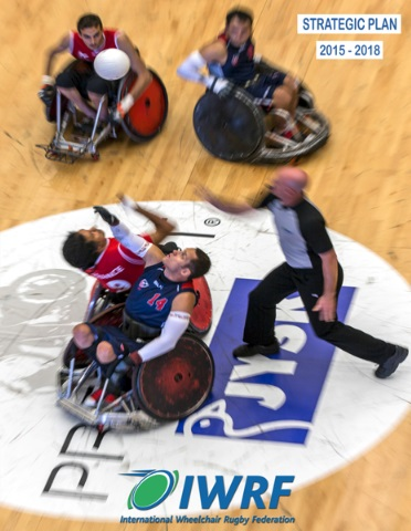 The IWRF have officially released their strategic four-year plan ©IWRF