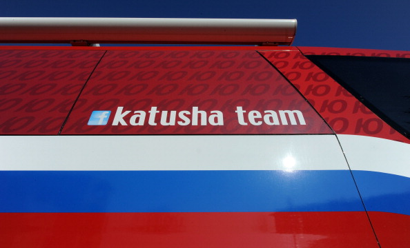 The UCI attempted to withdraw Katusha's licence in 2013, but suffered a costly defeat at the Court of Arbitration for Sport ©Getty Images
