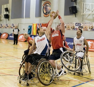 The schedule for the opening stages of the 2015 European Wheelchair Basketball Championships has been released ©British Wheelchair Basketball