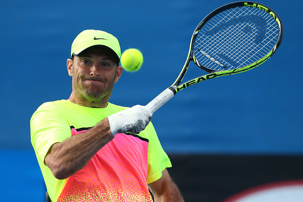 American top seed David Wagner will face defending champion Jamie Burdekin in the quad singles event of the Cajun Classic in Louisiana ©Getty Images