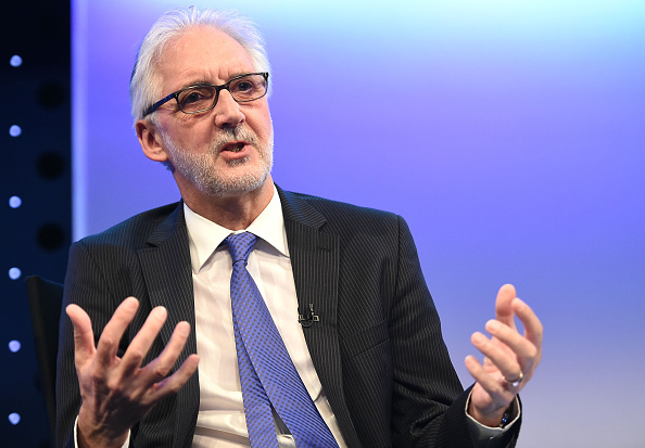 UCI President Brian Cookson has responded to criticsm of his handling of Astanas World Tour Licence case ©Getty Images