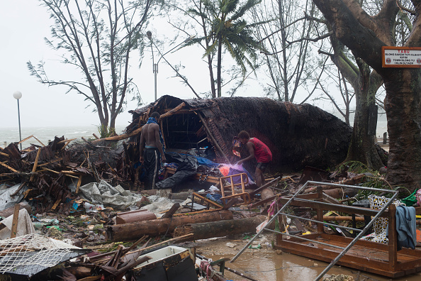 The IOC and ANOC have pledged $500,000 to help Vanuatu after it was hit by a massive cyclone ©Getty Images