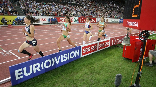 European Athletics has extended its EBU TV deal from 2016-2019 ©Getty Images