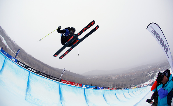 Ayana Onozuka dominated the women's competition throughout to score a winning 83.60 ©Getty Images