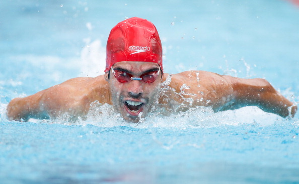 Daniel Dias will be among the 1,600 athletes competing at this year's Parapan American Games ©Getty Images