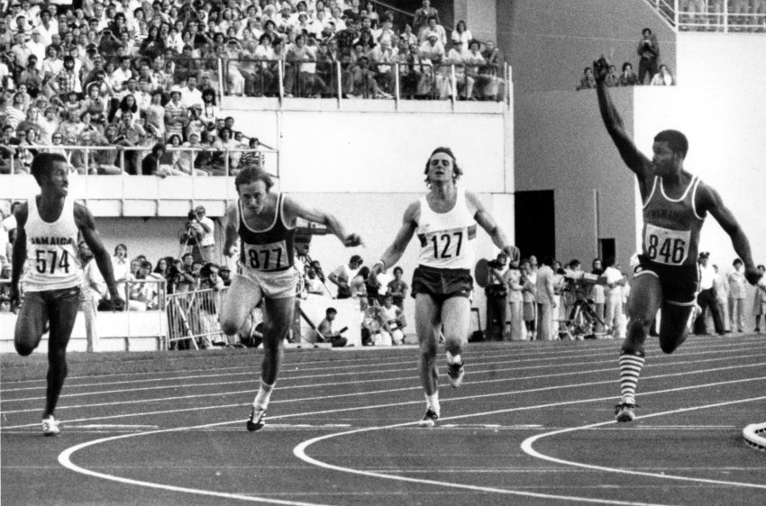 Prior to winning a gold medal at London 2012, Trinidad and Tobago's previous and first came at Montreal 1976 thanks to 100 metres sprinter Hasely Crawford ©Getty Images