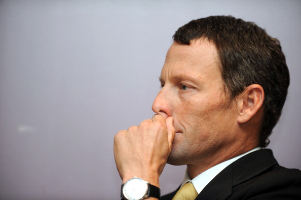 Lance Armstrong welcomed the damning investigative report ©Getty Images