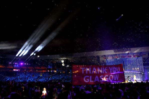 "Mike Hooper hailed Glasgow 2014 as ""the standout Games in the history of the movement"" ©Getty Images"