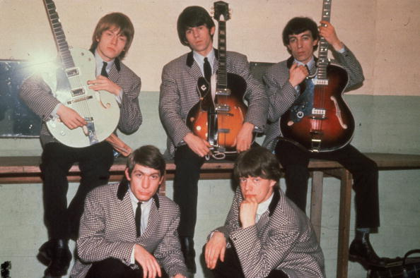 The Rolling Stones, pictured in 1964, are a model of effective organisational strategies as far as Samuel Bacharach is concerned. And he prefers them to The Beatles ©Hulton Archive/Getty Images
