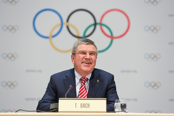 An annual indemnity payment allocated to IOC President Thomas Bach and other members has been revealed today ©Getty Images
