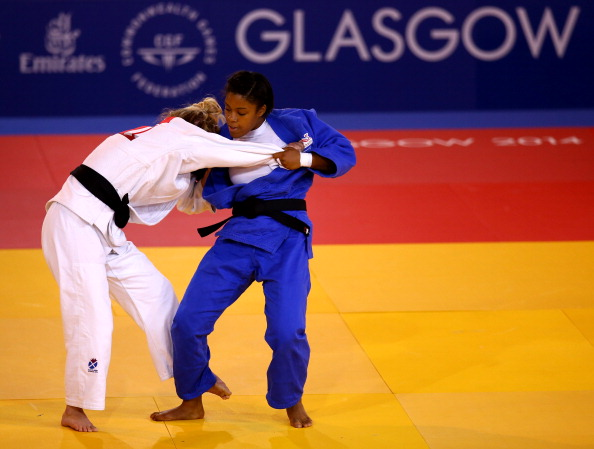 The European Judo Championships were due to be held in Glasgow before the EJU stripped the city of their hosting rights following a row over UFC's sponsorship of the event ©EJU