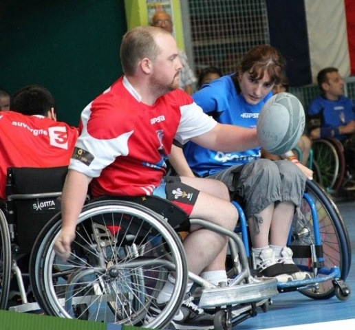 The IWRF has confirmed its committment to bringing variants of wheelchair rugby under its governance ©IWRF