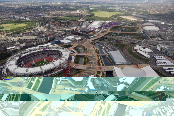 The Queen Elizabeth Olympic Park will play host to the inaugural UK Cross Golf Open in May