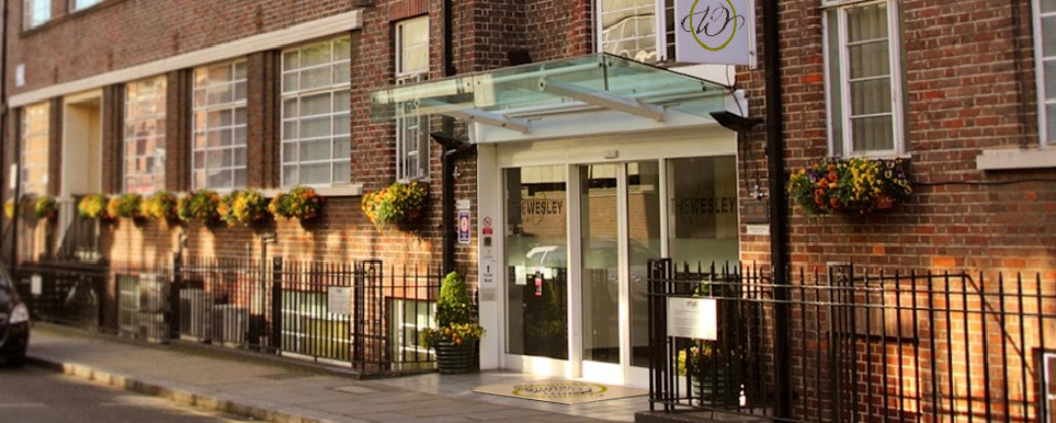 The UK Deaf Sport will be held at The Wesley Hotel in London ©The Wesley Hotel